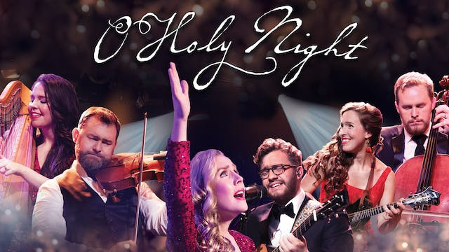 O Holy Night: The Annie Moses Band Ch...