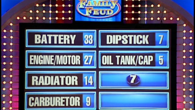 Family Feud: 204