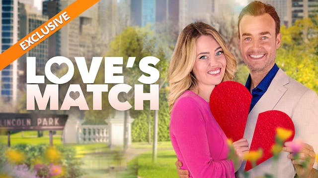 Coming Soon - Love's Match (October 8...
