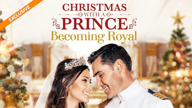 Coming Soon - Christmas With a Prince...