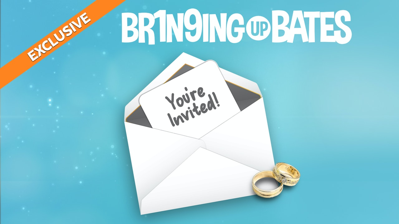 Bringing Up Bates: You're Invited...