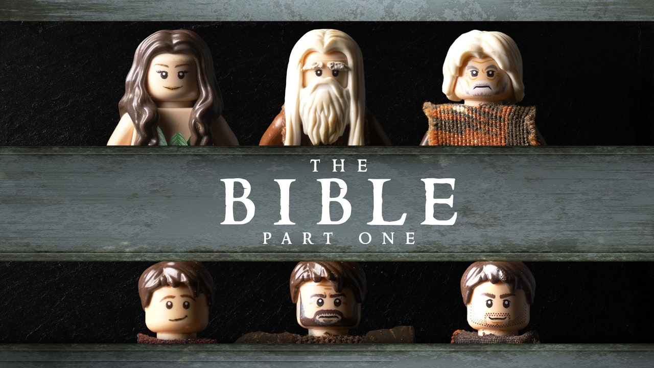 The Bible: A Brickfilm Part One