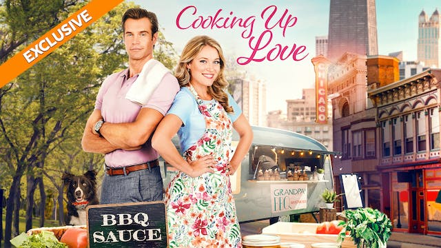 Coming Soon - Cooking Up Love (July 3...