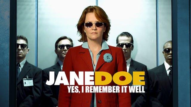 Coming Soon - Jane Doe: Yes, I Rememb...