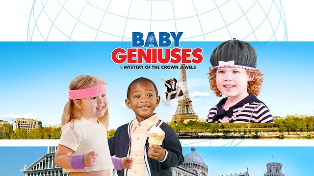 Baby Geniuses: The Mystery of the Crown Jewels