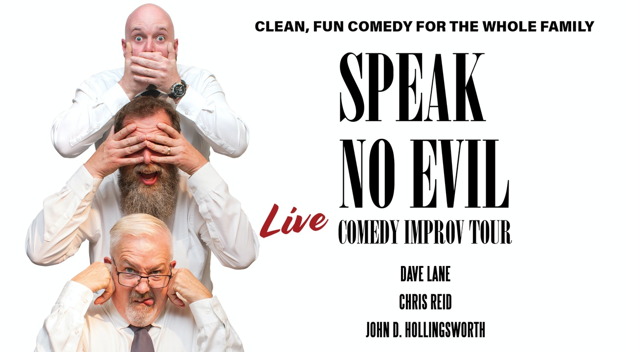 Speak No Evil: Live