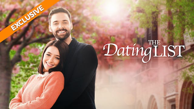 Coming Soon - The Dating List (May 28...
