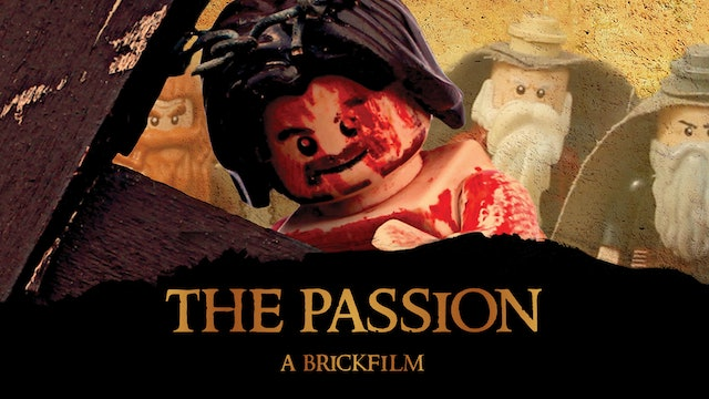 The Passion: A Brickfilm