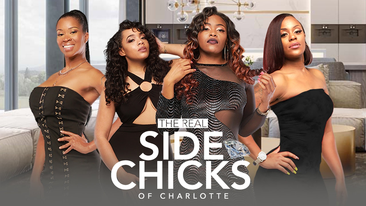 The Real Side Chicks of Charlotte Series