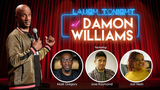 Laugh Tonight With Damon Williams - Laugh Tonight with Damon Williams