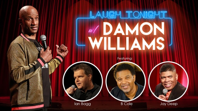 Laugh Tonight With Damon Williams - Eight Is Not Enough
