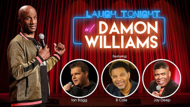 Laugh Tonight With Damon Williams - E...