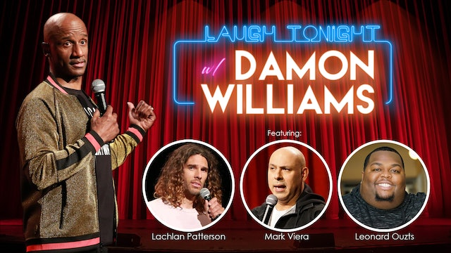 Laugh Tonight With Damon Williams - Laugh Out Loud
