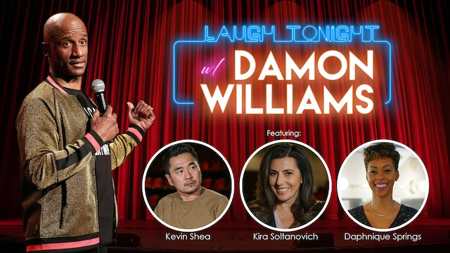 Laugh Tonight With Damon Williams - Laugh Tonight