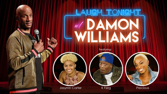 Laugh Tonight With Damon Williams - Laugh Some More