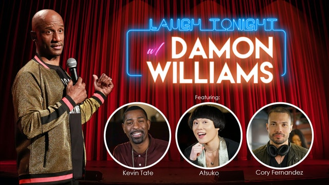 Laugh Tonight With Damon Williams - Laugh Again