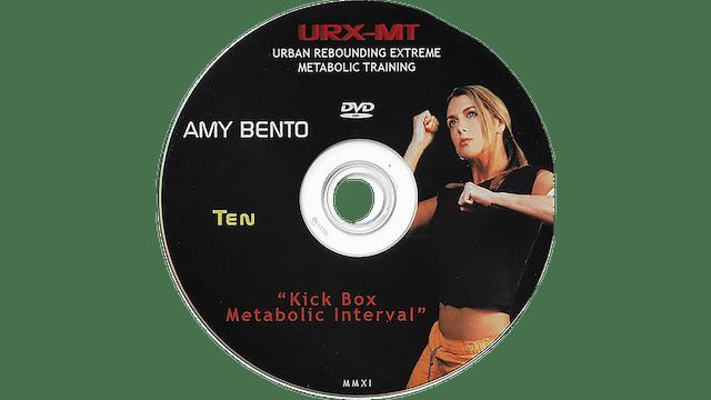 URX-MT - Kick Box Metabolic Interval