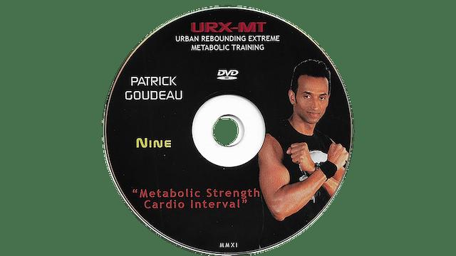 URX-MT - Metabolic Strength Cardio Interval