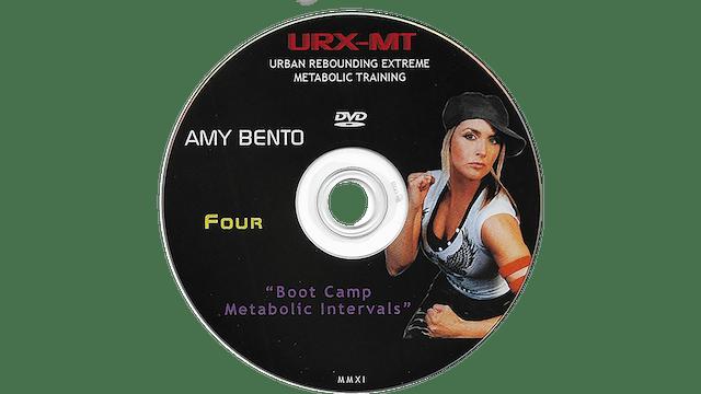 URX-MT - Boot Camp Metabolic Intervals