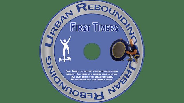 Urban Rebounding - First Timers