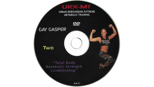 URX-MT Total Body Metabolic Strength Conditioning