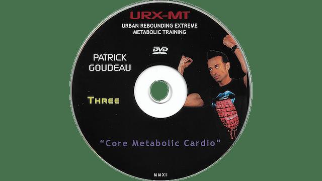 URX-MT - Core Metabolic Cardio