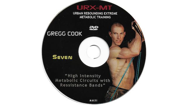 URX-MT -  Metabolic Circuit with Resistance Bands