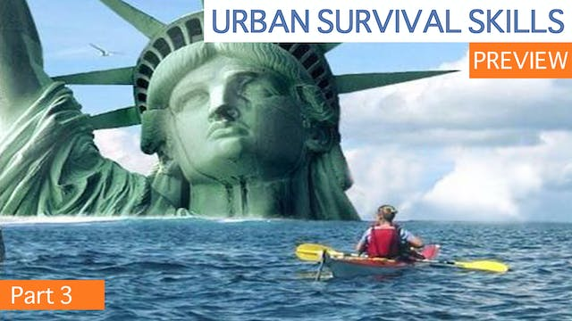 Urban Survival Skills 3 PREVIEW