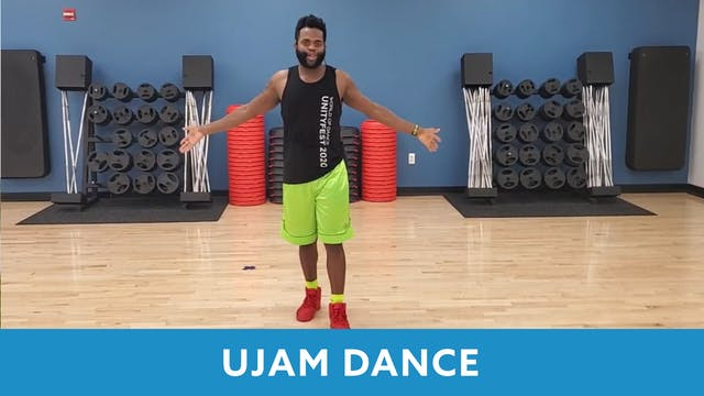 UJAM  Dance with TJ (LIVE Friday 9/4 ...