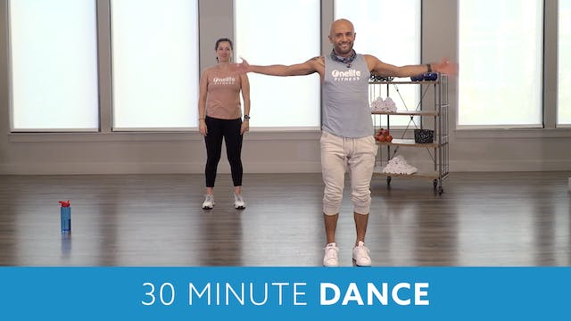 TONE UP 21 WEEK 6 -Dance with Tomas a...