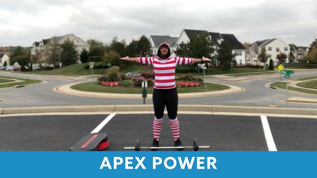 APEX POWER #16 with Sam (LIVE Friday ...
