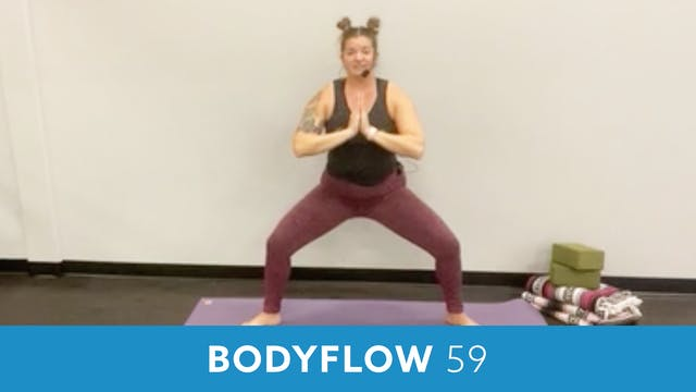 BODYFLOW 59 with Erin (LIVE Wednesday...