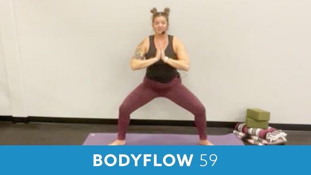 BODYFLOW 59 with Erin (LIVE Wednesday...
