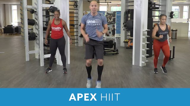 APEX HIIT #11 with Bob