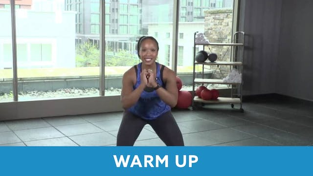 Day 1- Beginner Part 1 - Warm up with...