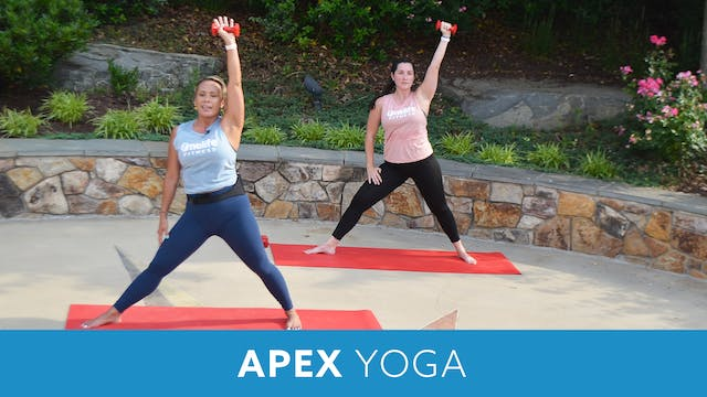 APEX YOGA #3 with JoJo