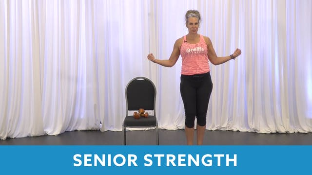 Senior Fitness Strength Circuit with ...