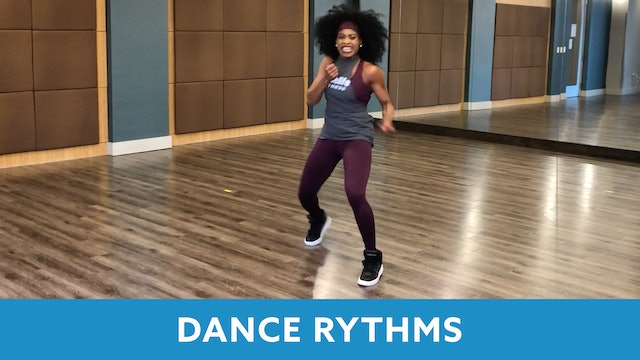 14Day Challenge Day 5 - Dance Rhythms Vibz with Linda