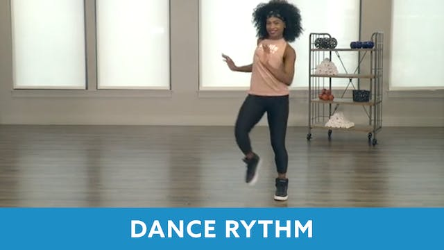 Dance Rhythm with Linda (LIVE Monday ...