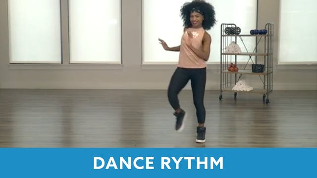 TONE UP 21 WEEK 4 - Dance Rhythm with...