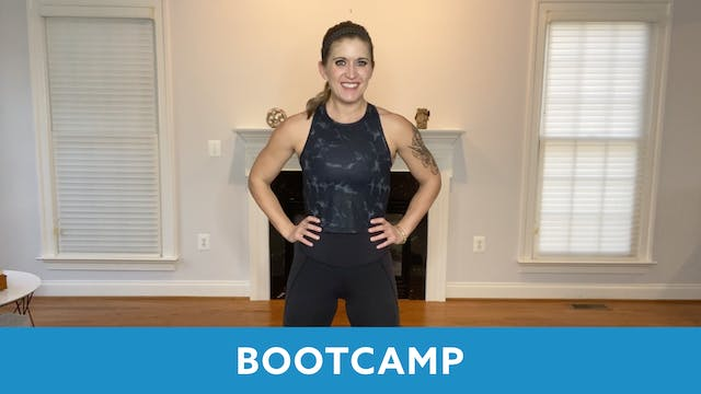 Bootcamp with Nikki (LIVE Tuesday 3/1...