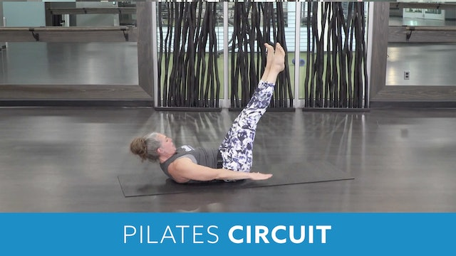 Day 3 - Beginner (Option 2) Pilates Circuit with Juli