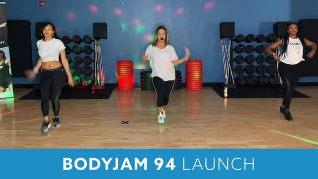 Body Jam 94 The A Side (LAUNCH) with ...