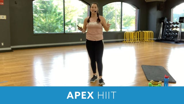 APEX HIIT with Nathalia (LIVE Tuesday...