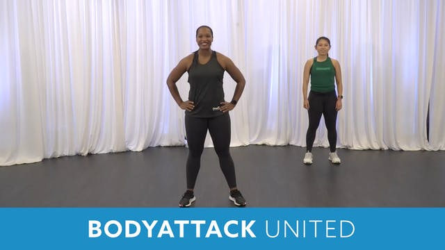 TONE UP 21 WEEK 8 - BODYATTACK UNITED...
