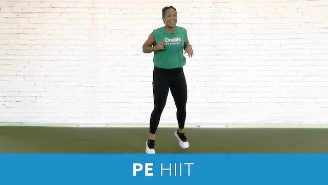 PE Kicking It with JoAnne