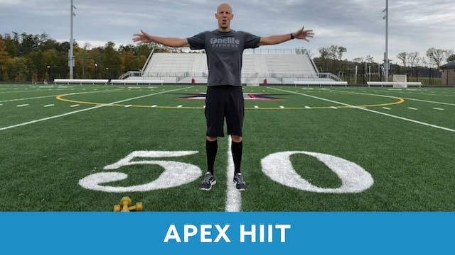 TONE UP 21 WEEK 6 - APEX HIIT #36 wit...