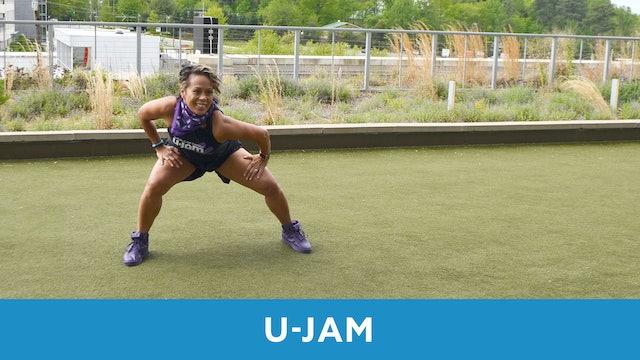 U-Jam Dance with JoAnne