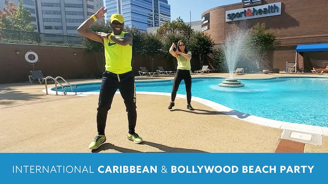 International Caribbean & Bollywood B...