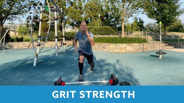 GRIT Strength 33 with Bob - SEPTEMBER